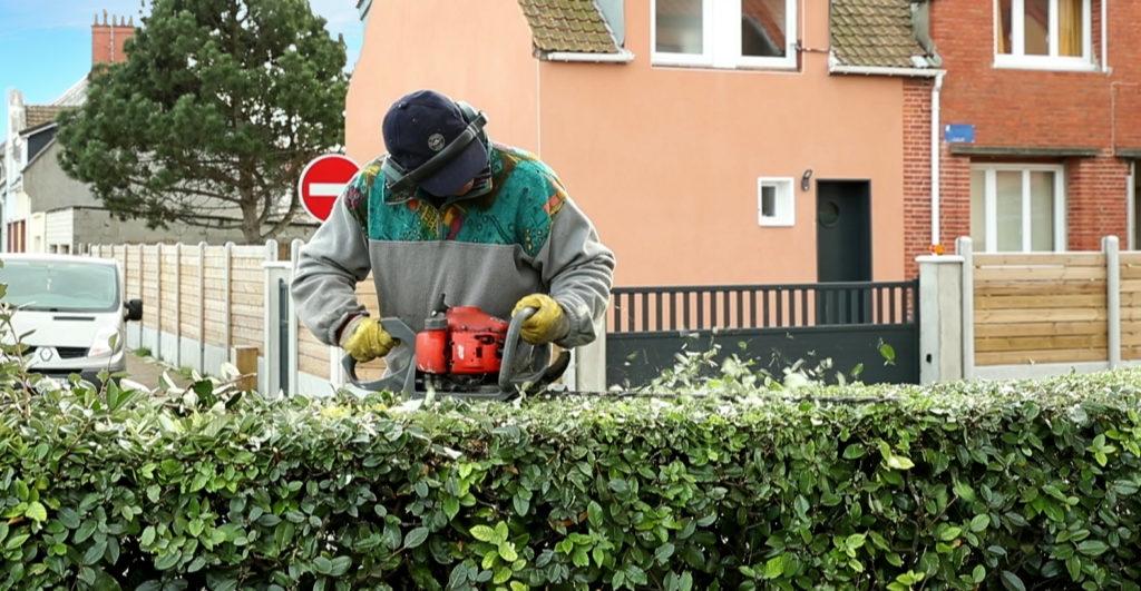 entretien d'un jardin par Nature et jardins service